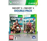 Ubisoft Far Cry 3 + Far Cry 4 Compilation X360