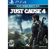 Square Enix Just Cause 4 Day One Edition (Steelbook Edition)