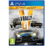 BigBen Interactive V-Rally 4 - Ultimate Edition - Sony PlayStation 4 - 12 - Kilpa-ajo