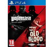 Playstation 4 Wolfenstein - The New Order/The Old Blood