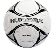 Hudora - Football Pro 4.0 Leather Size 5