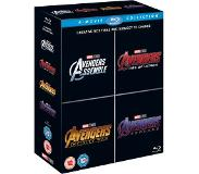 Disney Avengers 4-Movie Collection - Blu ray
