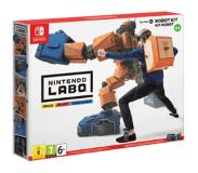 Nintendo Labo Toy-Con 02: Robot Kit, Switch Setti