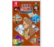 Nintendo Switch Layton's Mystery Journey: Katrielle and the Millionaires' Conspiracy - Deluxe Edition (NSW)