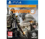Ubisoft TOM CLANCYS THE DIVISION 2 GOLD EDITION (PS4)