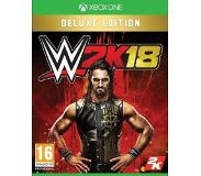 Xbox One WWE 2K18 Deluxe Edition (Xbox One)
