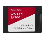 "Western Digital Red SA500 2.5"" 2000 GB Serial ATA III 3D NAND"