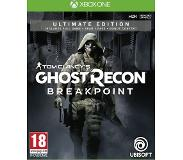 Ubisoft Tom Clancys Ghost Recon Breakpoint Ultimate Edition Xbox One