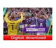 SEGA Football Manager 2020 - PC Windows,Mac OSX