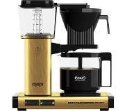 Moccamaster KBG 741 Select, Brushed Brass