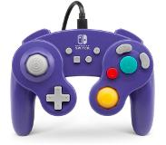 PowerA Wired Controller GameCube Style - Violet (Switch)