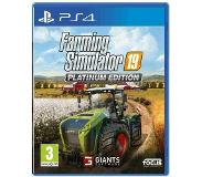 Diverse FARMING SIMULATOR 19 PLATINUM EDITION (PS4)