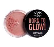 NYX Born To Glow Illuminating Powder 5,3 g - Eternal Glow