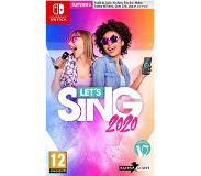 Codemasters LET'S SING 2020 + 2 MIKROFONIA (NINTENDO SWITCH)
