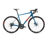Cube Attain Race Disc, blue/red 53cm 2020 Maantiepyörät