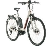 "Cube Touring Hybrid Pro 500 Easy Entry, grey/red 54cm (28"") 2020 Sähköpyörät"