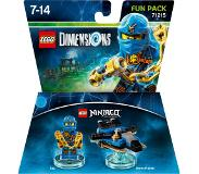 Warner bros Lego Dimensions - Fun Pack - Jay (Lego Ninjago)