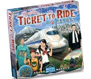 Days of Wonder Ticket to Ride Map Collection Vol. 7: Japan & Italy