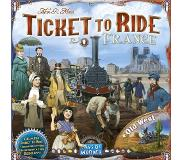 Days of Wonder Ticket to Ride Map Collection Vol. 6: France & Old West