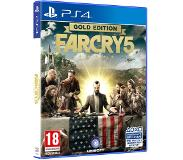 Ubisoft Far Cry 5 Gold Edition Sony Playstation 4