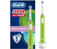 Oral-B Junior 6+ Vihreä