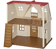 Sylvanian Families Leikkisetti Red Roof Cosy Cottage