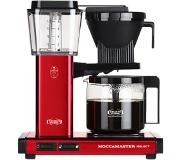 Moccamaster KBG 741 Select, Metallic Red