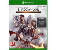 Xbox One Middle-Earth - Shadow of War - Definitive Edition