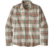 Patagonia LW Fjord Flannel Shirt whyte celadon Koko S