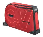 Evoc BIKE TRAVEL BAG chili red -kuljetuslaukku