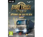 Micromedia PC Euro Truck Simulator 2: Beyond the Baltic Sea Add-On