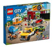 LEGO City - Tuning Workshop (60258)