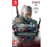 Namco Bandai Games The Witcher 3 Wild Hunt Complete Edition Switch
