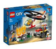 LEGO City - Fire Response Helicopter (60248)