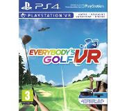 Sony Computer Entertainment Everybody's Golf VR -peli