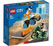 LEGO 60255 LEGO City Turbo Wheels Stunttitiimi