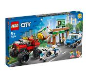 LEGO City Ryst monsteriautolla