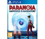 Playstation 4 Paranoia: Happiness is Mandatory! (PS4)