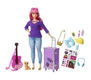 Barbie Travel Nukke, Daisy