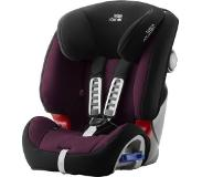 Britax Römer Multi-Tech III -turvaistuin, 9-25 kg, burgundy red