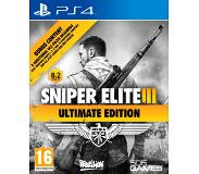 505 games PS4 Sniper Elite 3 Ultimate Edition