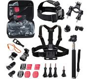 Rollei Actioncam Accessories Kit Outdoor - action camera mounting kit