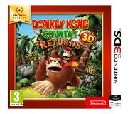 Nintendo Donkey Kong Country Returns 3D - Nintendo Selects (3DS)
