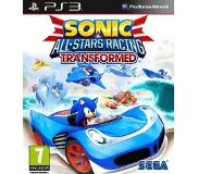 SEGA Sonic & Sega All-Star Racing Transformed PS3