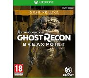 Ubisoft Tom Clancy's Ghost Recon Breakpoint Gold Edition (Xbox One)