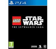 Playstation 4 LEGO Star Wars The Skywalker Saga PS4
