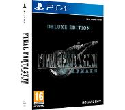 Games Final Fantasy VII - Remake Deluxe Edition (PS4)