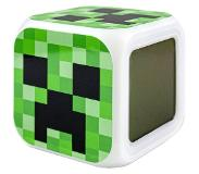 Minecraft Digitaalinen Herätyskello - Creeper Nro 3