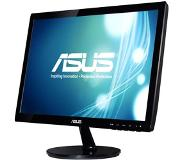 "Asus VS197DE LED display 47 cm (18.5"") 1366 x 768 pikseliä WXGA Musta"