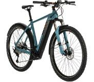 "Cube Cross Hybrid Race 625 Allroad, blue/orange 50cm (28"") 2020 Sähköpyörät"